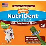 Nutri Dent Complete Grain Free Small Dog Chew
