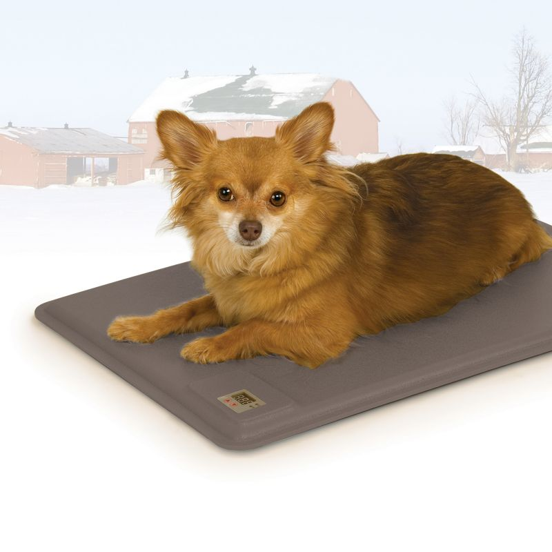 K and H Deluxe Lectro-Kennel Heating Mat Medium