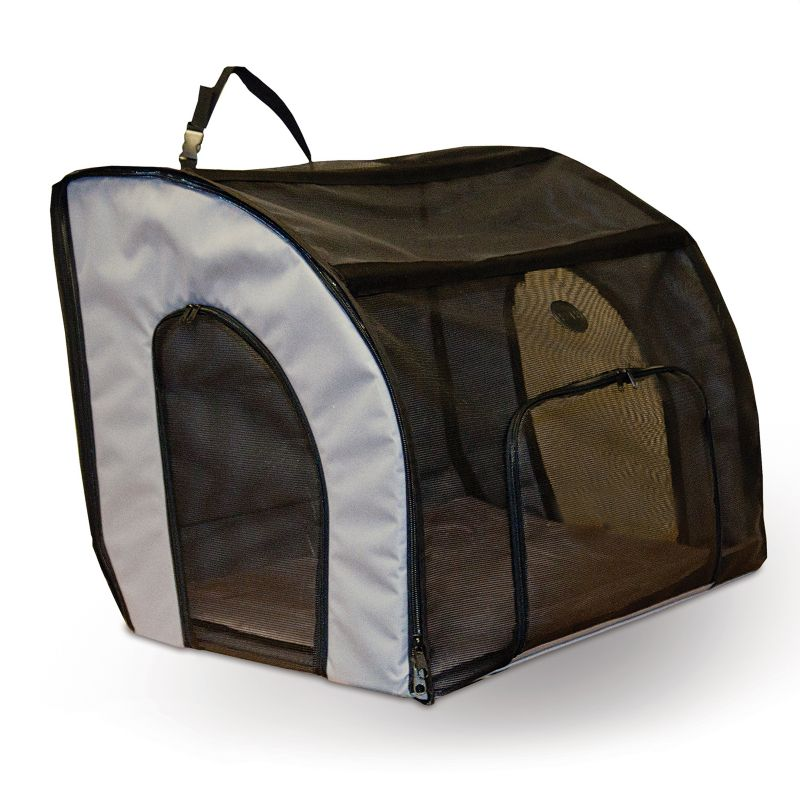 K and H Travel Safety Pet Carrier Medium
