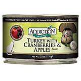Addiction Grain Free Turkey/Cranberry Can Cat Food
