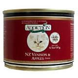 Addiction Grain Free Venison/Apple Can Cat Food