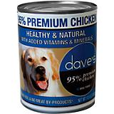 Daves 95 Premium Meats Chicken Recipe Can Dog Food