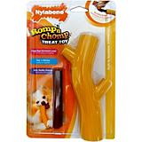 Romp N Chomp Hollow Rubber Stick Dog Treat Toy