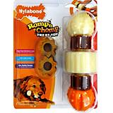 Romp N Chomp Shish Ka Bone Dog Treat Toy
