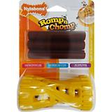 Romp N Chomp Treat Hold Ems Dog Treat Toy