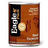 Eagle Pack Beef Formula Can Dog Food 12 Pack