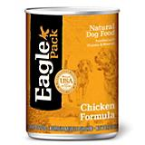 Eagle Pack Chicken Formula Can Dog Food 12 Pack
