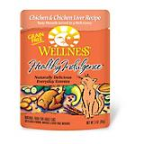 Wellness Healthy Indulge Chicken Wet Cat Food 24pk