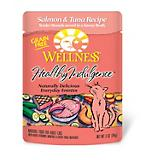 Wellness Healthy Indulge Salmon Wet Cat Food 24pk