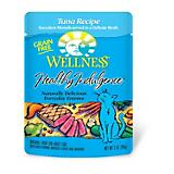Wellness Healthy Indulge Tuna Wet Cat Food 24 Pack