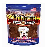 Loving Pets Grillicious Turkey Dog Treat