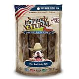 Loving Pets Its So Natural Beef Jerky Bars