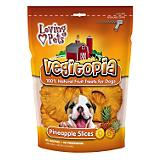 Loving Pets Vegitopia Sliced Pineapple Dog Treat