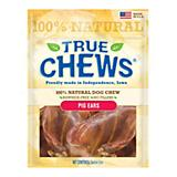 Tyson True Chew Pig Ears Dog Chew