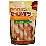 Premium Pork Chomps Twistz Dog Chews