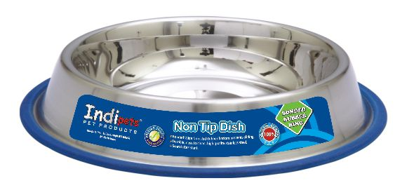 Indipets No-Tip Anti-Skid Cat Bowl