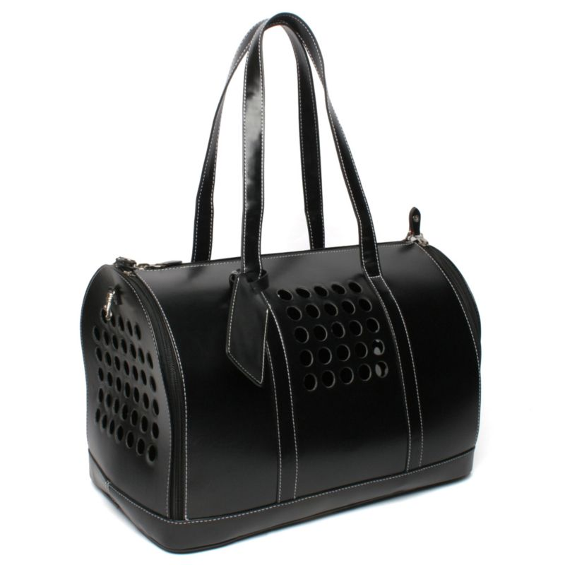 Bark n Bag Black Carrier One Pet Carrier