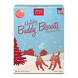 Holiday Oven Baked Buddy Biscuit Dog Treat