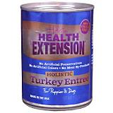 Health Extension Turkey Can Dog Food 12 Pack