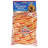 Clear Basted Chip Dog Rawhide