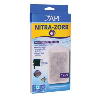 API Nitra-Zorb for Superclean Filter 20 gal