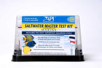 API Saltwater Liquid Master Test Kit