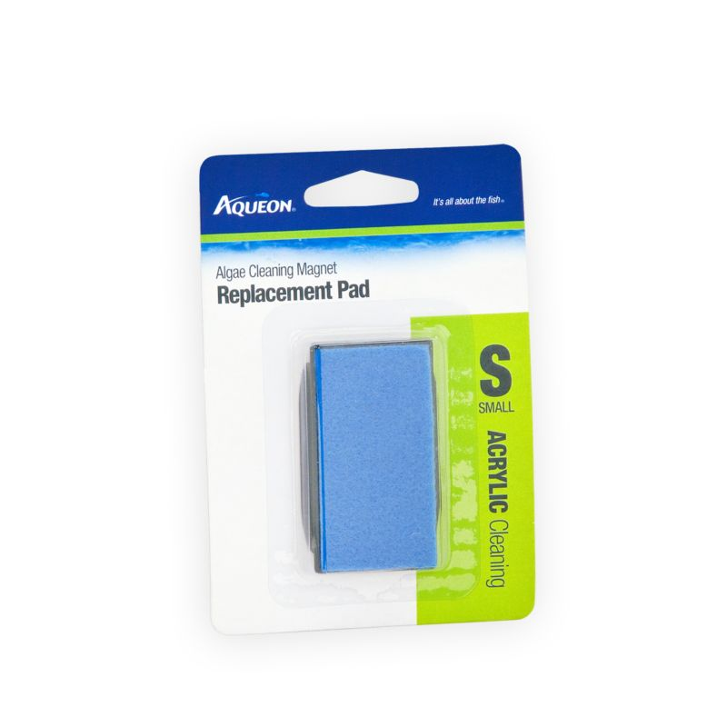 Aqueon Acrylic Algae Magnet Replacement Pad Small
