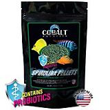 Cobalt Spirulina Pellet Fish Food