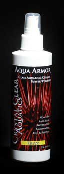 Crystal Clear Aqua Armor Glass Aquarium Clnr 16oz