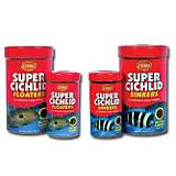 HBH Super Cichlid Floaters Pellet Food