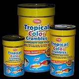 HBH Tropical Color Crumbles Fish Food