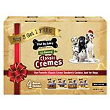 Three Dog Bakery Holiday Classic Creme Dog Treat