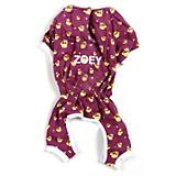 Personalized Monkey Business Dog Pajamas