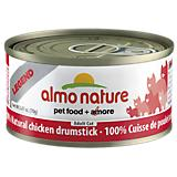 Almo Legend Drumstick Can Cat Food 24 Pack