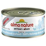 Almo Legend Mixed Seafood Can Cat Food 24 Pack