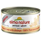 Almo Legend Tuna/Shrimp Can Cat Food 24 Pack