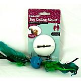Hugs Pet Cat Toy Ceiling Mount
