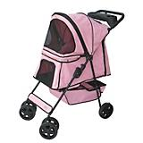 Go Pet Club Pink Pet Stroller