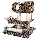 Go Pet Club 28 inch F12 Leopard Cat Tree