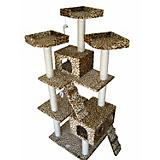 Go Pet Club 72 inch F2038 Leopard Cat Tree