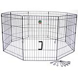 Go Pet Club Pet Exercise Play Pen