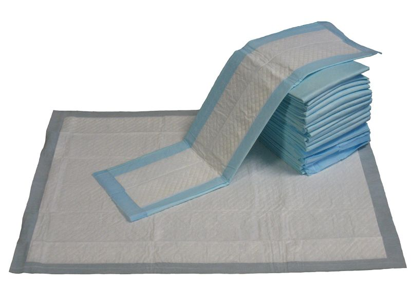 Go Pet Club 17x23 Puppy Training Pads 600 pack