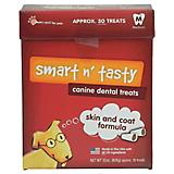 Smart N Tasty Skin and Coat Medium Dog Treat