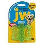 JW Play Place Butterfly Dog Chew Toy