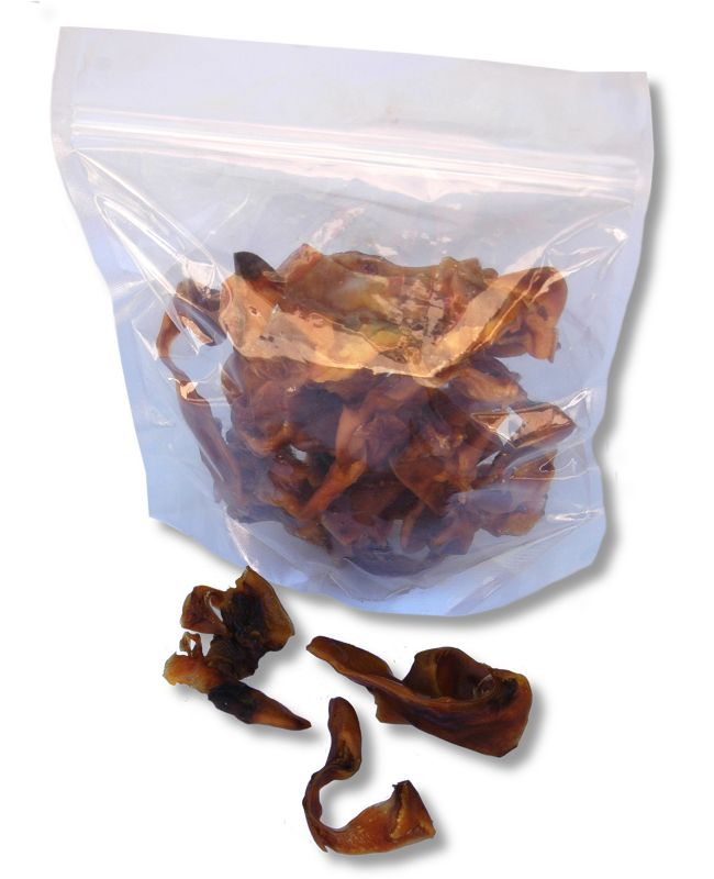 All American Pig Ear Slices Dog Treat