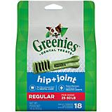 Greenies Hip and Joint Care Dog Treat Regular 18oz
