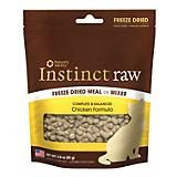 Instinct Freeze Dried Raw Chicken Cat Food