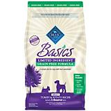 Blue Basics Grain Free Turkey Dry Dog Food