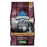 Blue Rocky Mountain Bison Dry Dog Food