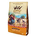 Wild Calling Western Plains Turkey Dog Food